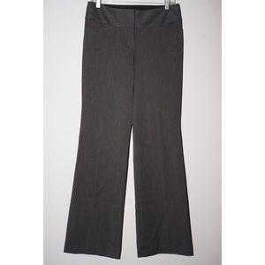 Express gray pants 4L long